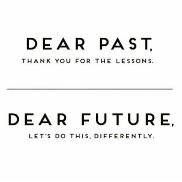 dear past and future