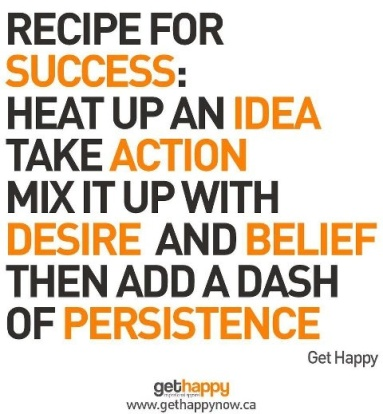 recipe-for-success